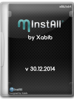 Update MInstAll by Xabib v.30.12 (2014) [Rus]