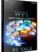JixiPix Software Collection Portable (by Valx) 1.0 x86 x64 [2015, RUS]