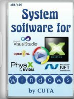 System software for Windows 2.7.9 [Ru]
