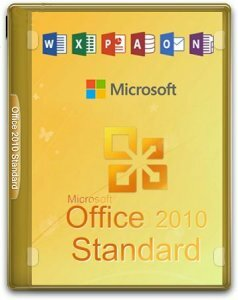 Microsoft Office 2010 SP2 Professional Plus + Visio Premium + Project Pro 14.0.7229.5000 (2019.02) RePack by KpoJIuK (Ru/En)