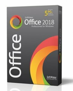 SoftMaker Office Professional 2018 rev 946.0211 RePack (& portable) by KpoJIuK [Rus/Eng]
