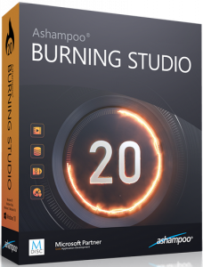 Ashampoo Burning Studio 20.0.0.33 RePack by tolyan76 (x86-x64) (2018) [Multi/Rus]