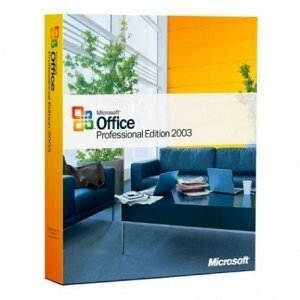 Microsoft Office Professional 2003 SP3 (2019.02) RePack by KpoJIuK (Ru)