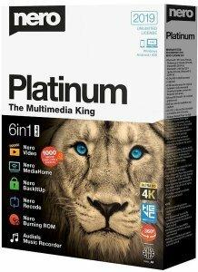 Nero Platinum 2019 Suite v20.0.06800 Retail + Content Pack [Multi/Rus]