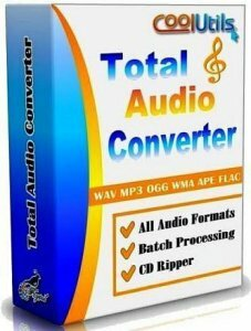 CoolUtils Total Audio Converter 5.3.0.202 RePack (& Portable) by elchupacabra [Multi/Ru]