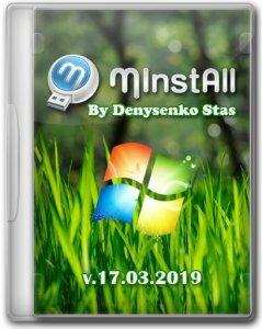 MInstAll By Denysenko Stas v.17.03.2019 (x86-x64) (2019) [Rus]