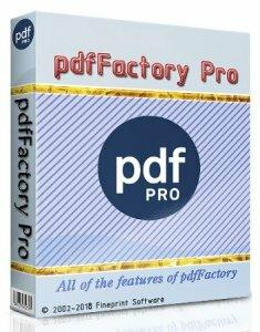 pdfFactory Pro 6.37 RePack by KpoJIuK [Multi/Ru]