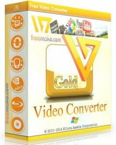 Freemake Video Converter 4.1.10.207 RePack by elchupacabra [Multi/Rus]