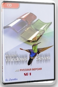 Microsoft Windows 7 Professional VL SP1 7601.24411 (x86-x64) (2019) [RU/RU/COLIBRY]