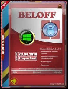 BELOFF 2019.4 Unpacked (x86-x64) (23.04.2019) [Rus]